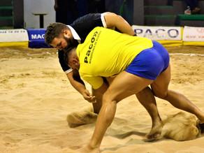 La Lucha Canaria. Un juego deportivo con mucha historia.