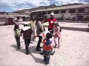 """""""El Pan Quemado"""". Un tradicional juego de Ecuador"""