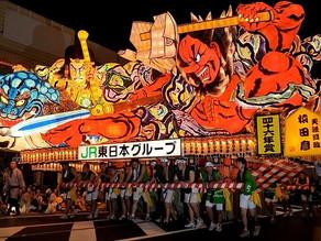 Nebuta Matsuri, un festival con mucha historia
