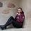 Thumbnail: PS of Sweden thights -Bregging Mathilde Black Onyx