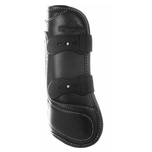Kentucky Leather Tendon Boots Elastic