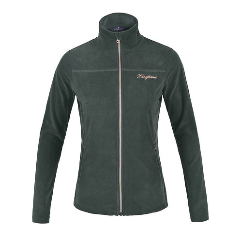 Kingsland Danielle Ladies Micro Fleece Jacket