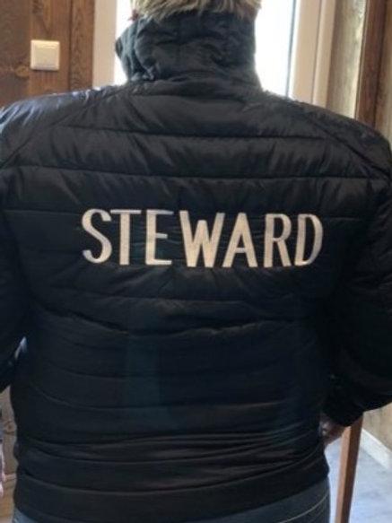 Jakke Steward - Unisex