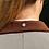 Thumbnail: Casa Borrell Camille Tan stevnejakke med brun krage