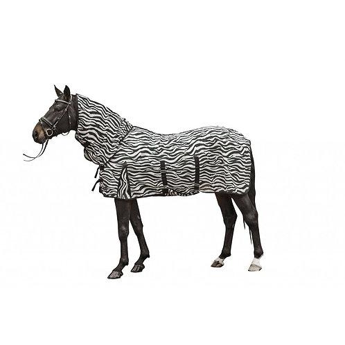 HKM-Sport Anti-Fly dekken Zebra