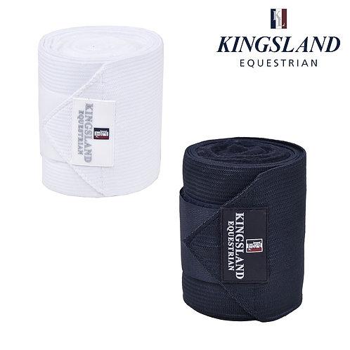 Kingsland Elastic Bandasjer 2 Pack