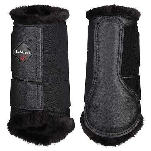 LeMieux Fleece Lined Boots Sort