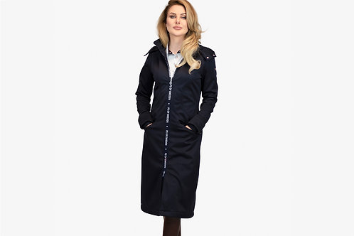 PS of Sweden softshell coat - ALISON, DEEP SAPPHIRE
