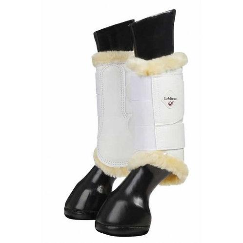 LeMieux Fleece Lined Boots Hvite