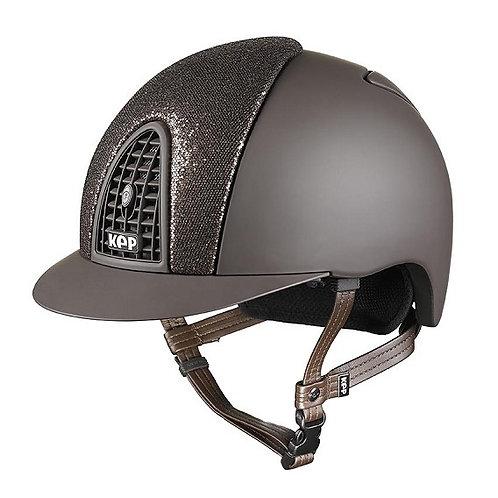 KEP cromo helmet