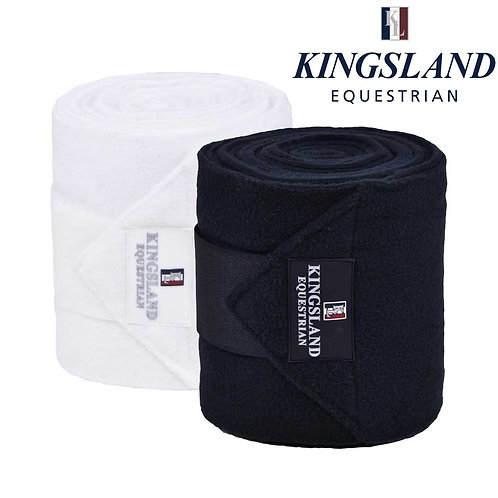 Kingsland Classic Fleece Bandasjer 2pk