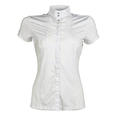 HKM Competition Shirt Soft Powder
