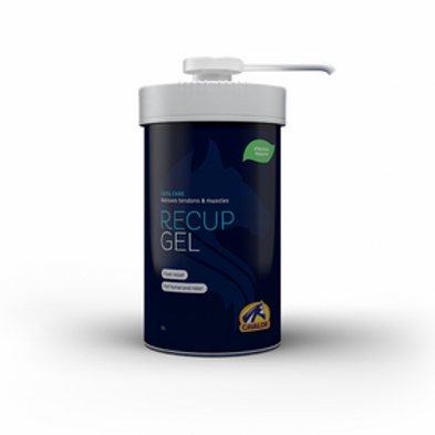 Cavalor Recup Gel 2 L m/pumpe
