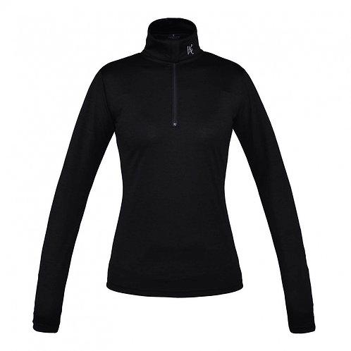 Kingsland Ashlee Ladies 1/2 Zip Training Shirt