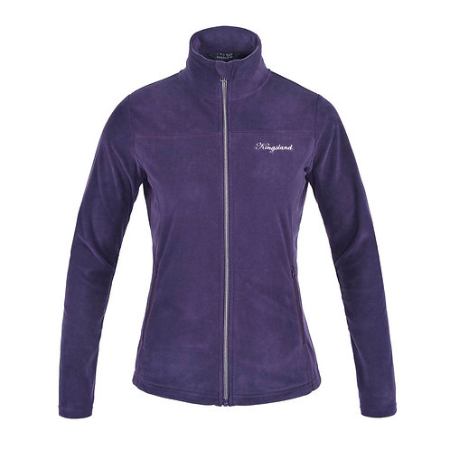 Kingsland Danielle Ladies Micro Fleece Jacket