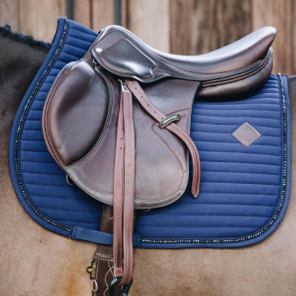 Kentucky Saddle Pad Pearls jumping og
