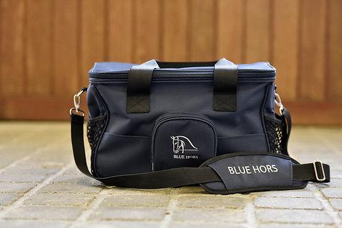 Blue Hors Groom Bag
