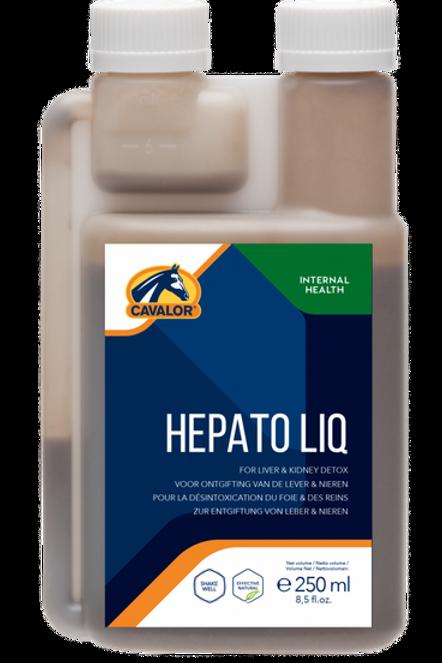 Cavalor Hepato Liq 0,25 L