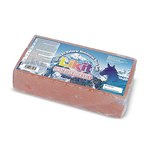 Likit Himalayan Rocksalt Brick