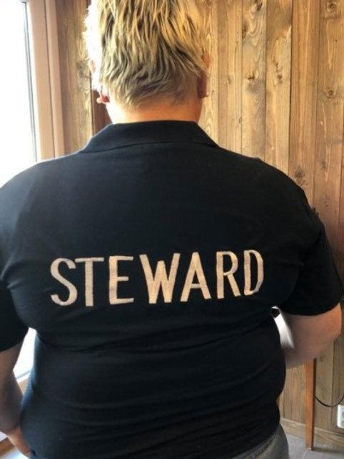 Piquet Steward - Dame