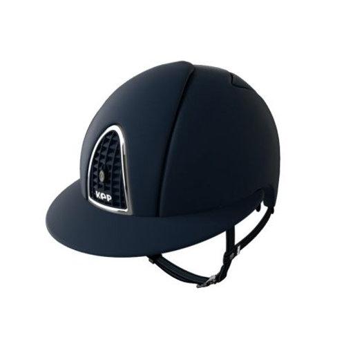 KEP cromo helmet / poloskjerm