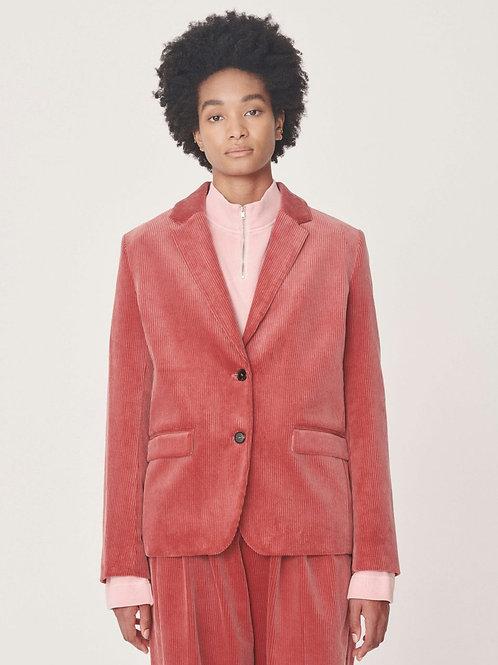 YMC Diane Blazer, pink cord