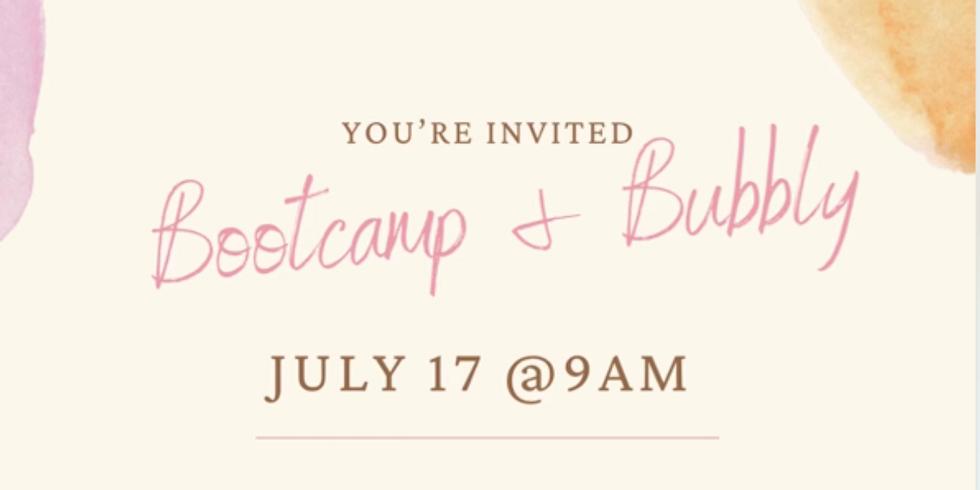 Bootcamp & Bubbly