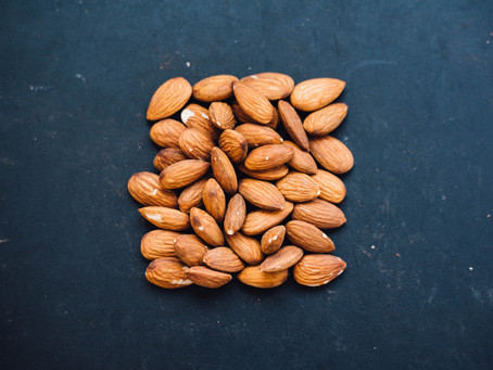 Good Mood Food -Almonds