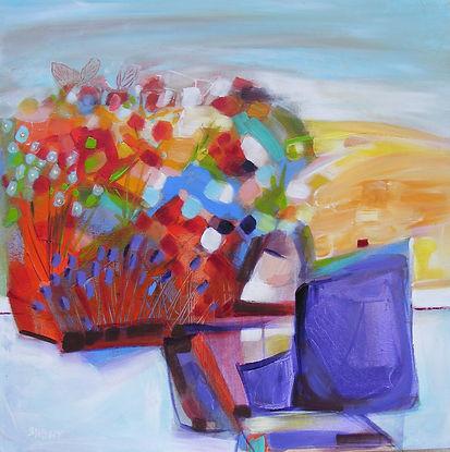 abstract flower pots 6 nurit shany.jpg