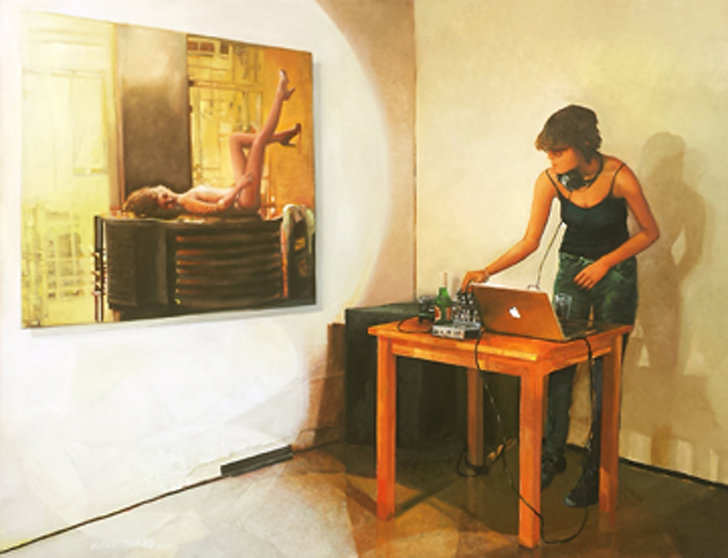 the dj 130x100 cm, oil on canvas 72.jpg