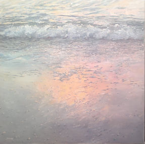 nurit shany - Waves, oil on canvas, 2011 see page: Oil painting 2010-2011