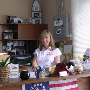 Office Manager Karen Kraus