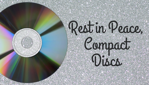 Rest in Peace, Compact Discs