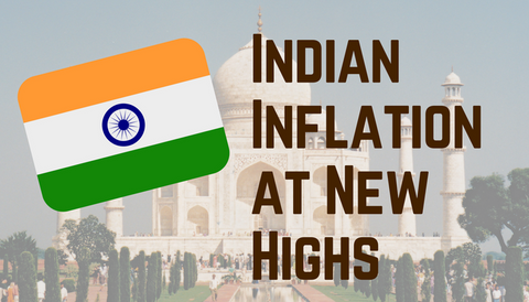 Indian Inflation at New Highs