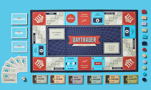 Play Daytrader the Board Game!