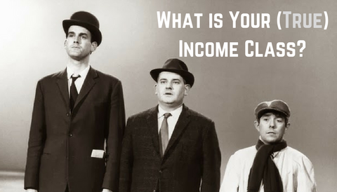 #TBT: What is Your (True) Income Class?