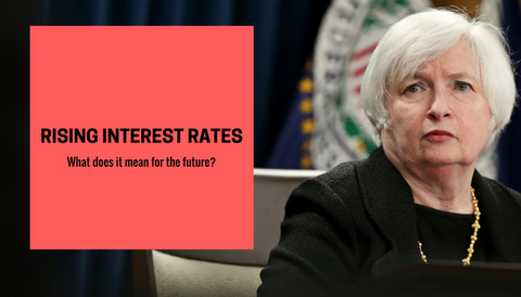 Rising Interest Rates: What Does it Mean?