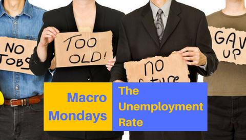 Macro Mondays: The Unemployment Rate
