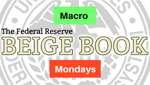 Macro Mondays: The Beige Book