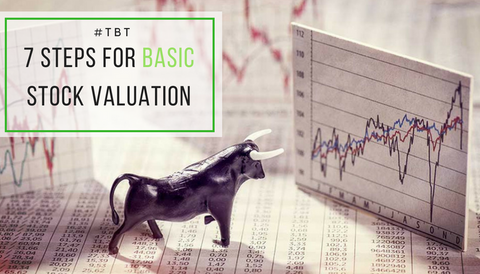 #TBT: 7 Steps for Basic Stock Valuation
