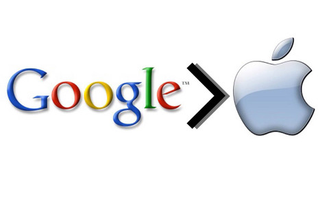 Google > Apple: A Lesson In Value