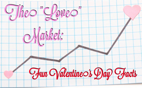 "The ""Love"" Market: Fun Valentine's Day Facts"