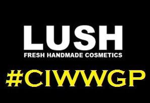 #CIWWGP: LUSH Handmade Cosmetics
