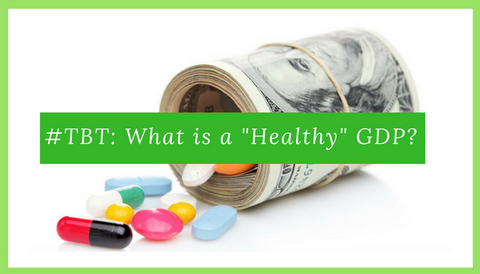"#TBT: What is a ""Healthy"" GDP?"