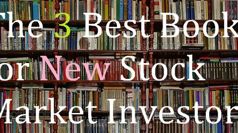 The 3 Best Books for New Investors