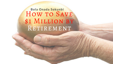 How to Save $1 Million by Retirement