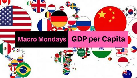 Macro Mondays: GDP Per Capita