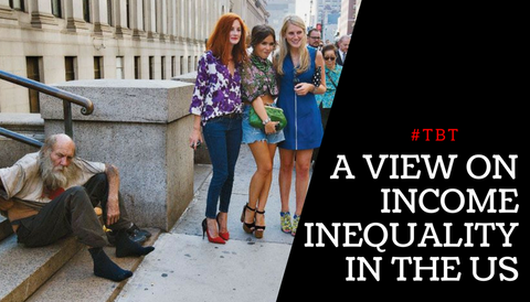 #TBT: A View on Income Inequality in the US