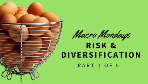 Macro Mondays: Risk & Diversification (Part 1 of 5)