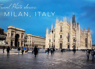 Travel Photo Series - MILAN, ITALY